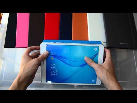 Samsung Galaxy Tab A 9.7 T550 Snap Book Cover Case