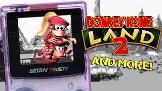Donkey Kong Land 2 and More! LIVE!!!