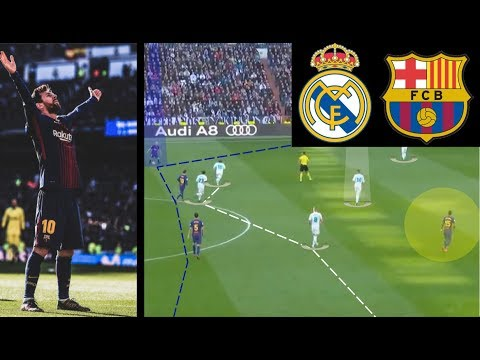 El Clasico | Real Madrid-Barcelona Tactical Analysis