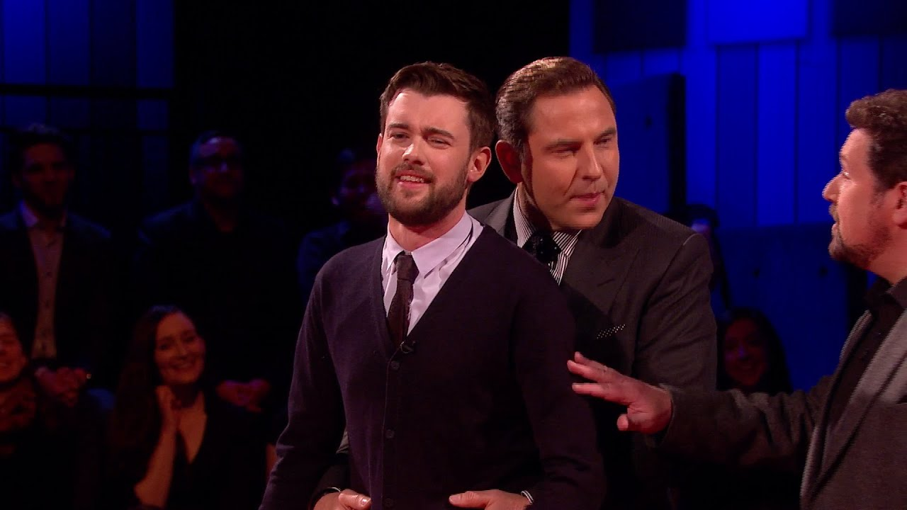 Jack learns to sing - Backchat with Jack Whitehall and His Dad ...