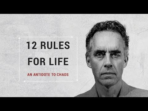 12 Rules for Life - Jordan Peterson - Official Book Trailer