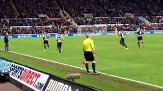 Video Gol Pertandingan Newcastle United vs Burnley