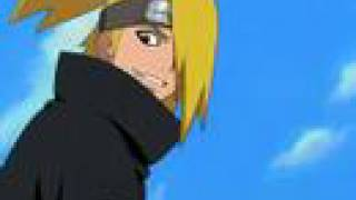 Naruto-Funny tribute to Deidara