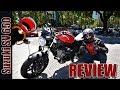 Review Suzuki Sv 650