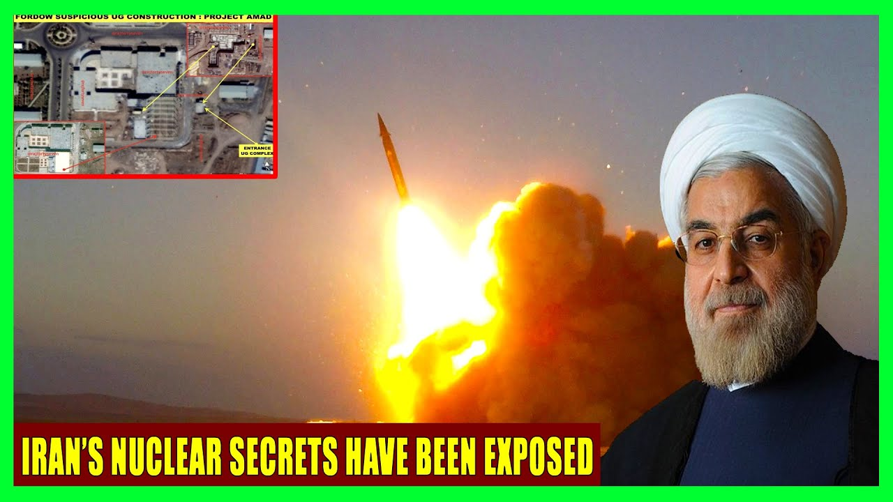 Iran's nuclear secrets have been exposed