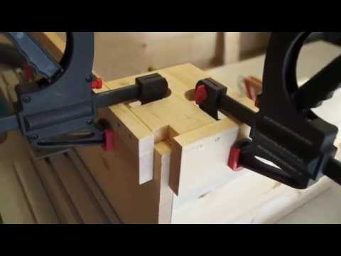 variation of holding corner clamps