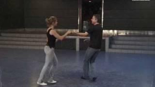 Taniec, disco samba, kurs tanca Warszawa, nauka tanca Warszawa - Kasia & Piotr