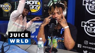 Juice WRLD | Funk Flex | #Freestyle134