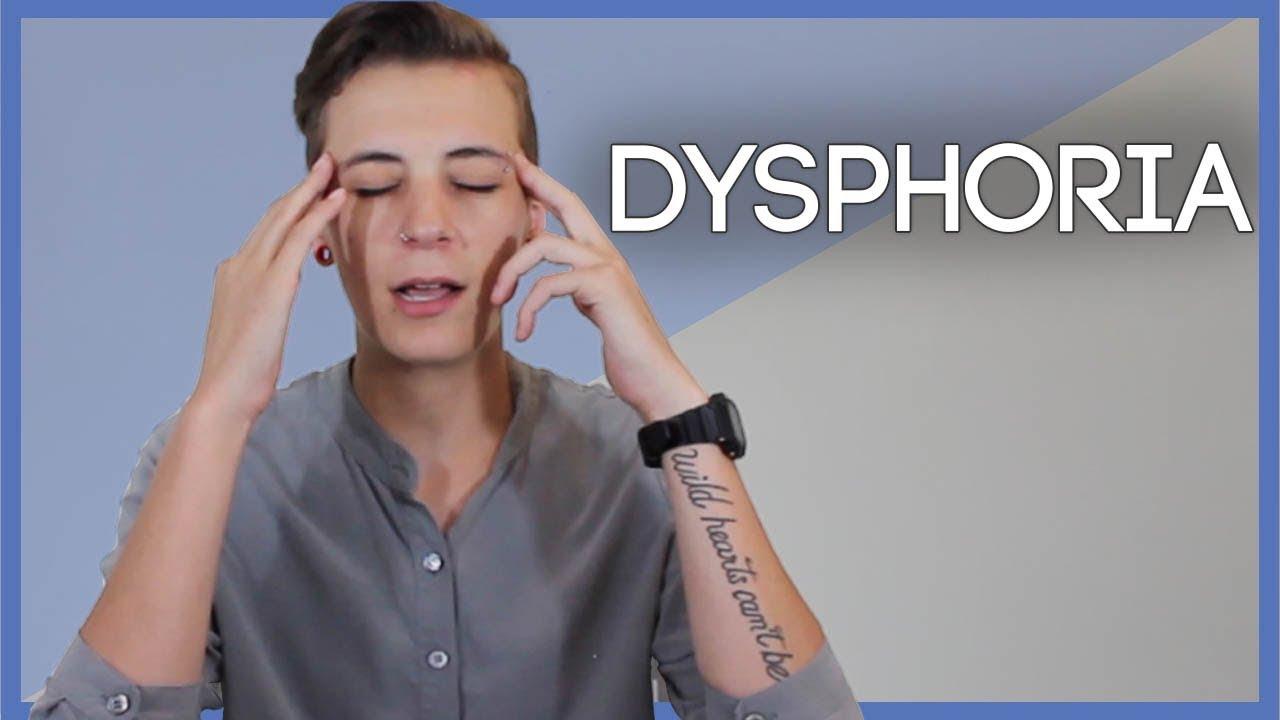 Non binary dysphoria  YouTube