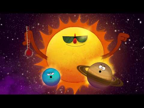 Outer Space: Im So Hot, The Sun Song  StoryBots