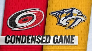 Carolina Hurricanes vs Nashville Predators – Sep.25, 2018 | Preseason | Game Highlights |Обзор матча
