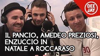 Il Pancio, Amedeo Preziosi, Enzuccio in Natale a Roccaraso