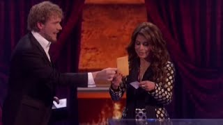 The Finale | Clairvoyants & Jon Dorenbos TRICK Paula Abdul | America's Got Talent 2016