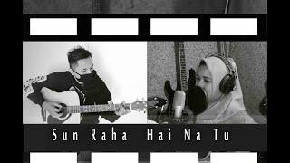 Sun Raha Hai Na Tu || Cover ||(Audrey Bella Ft. Vandy Alazka || Indonesia ||