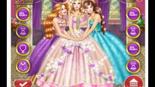 игра свадьба барби