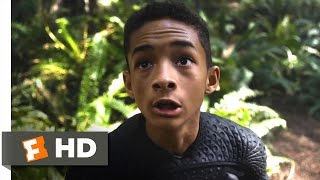 After Earth (2013) - Baboon Attack Scene (4/10) | Movieclips