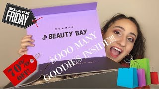 BLACK FRIDAY BEAUTY BAY HAUL | UNBOXING!!