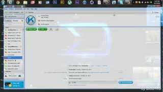 How to delete the Skype Virus [VERY EASY]