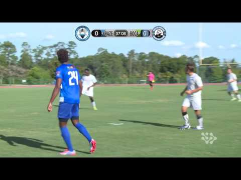NPSL Sunshine Conference - Kraze United vs Boca Raton FC - July 7th, 2017