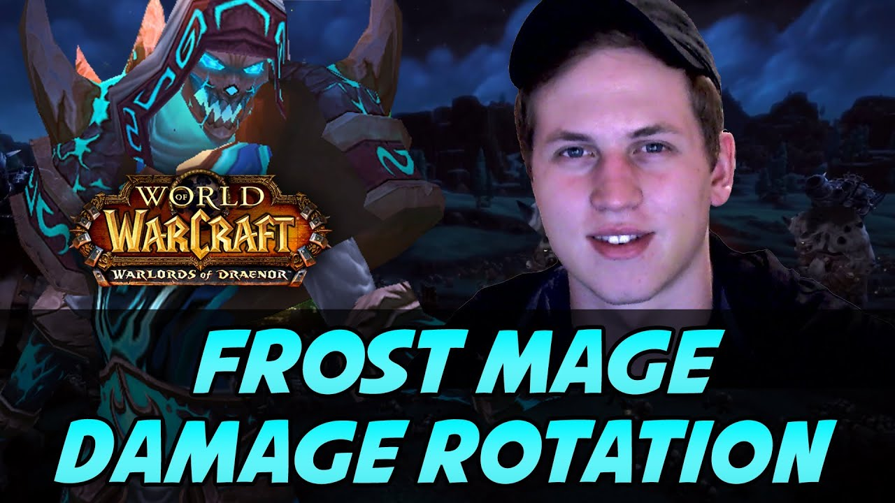 Frost Mage PvP Guide - GotWarcraft com