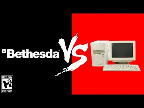 Bethesda VS PC Master Race