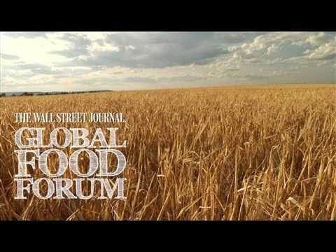 Influential Leaders Weigh In on Global Food Issues