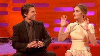 When EMILY BLUNT Broke TOM CRUISE