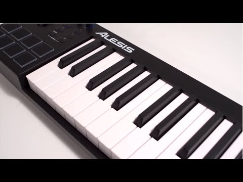 Alesis V49 USB/MIDI Keyboard Controller Overview