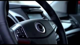 видео Nissan Terrano против SsangYong Actyon