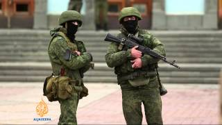 Ukraine border guards report Russian military build-up