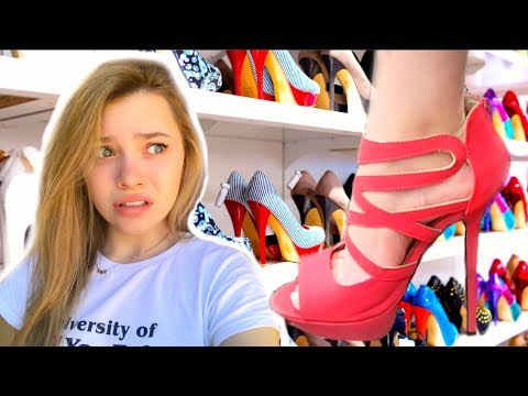 I Wore REALLY HIGH Heels For A Week...