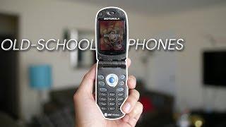 Old-school phones, modern reincarnations: Motorola MPx200