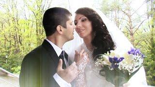 Лучшее свадебное видео. Прогулка. Алексей и Алина. Красивый свадебный клип.