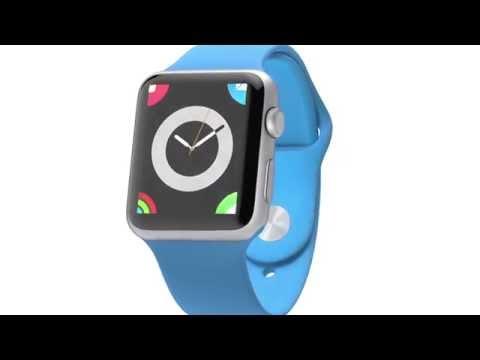 Apple Watch - Elle arrive (publicité française)