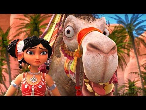 Шахерезада - Нерассказанные истории - Али-Баба и сорок разбойников– мультфильм для детей - сказки