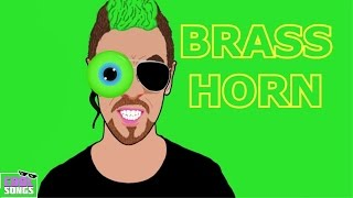 jacksepticeye Brass Horn ( Bandcamp link in description / Please Support)