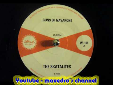 The Skatalites - Guns Of Navarone - YouTube