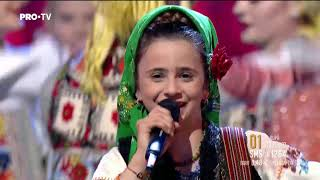 Românii au talent 2021: Finala (prestaţie) – Narcisa Ungureanu – solist vocal