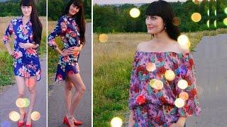 Заказ Одежды с сайта KupiVIP.ru / платье-рубашка & блуза
