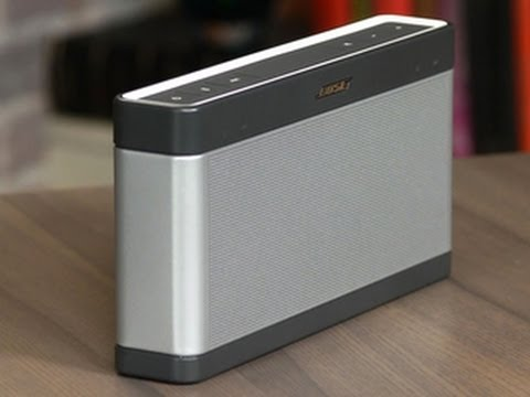 bose soundlink bluetooth speakers haut parleur bose soundlink bluetooth speaker iii revamped design better sound and battery life youtube