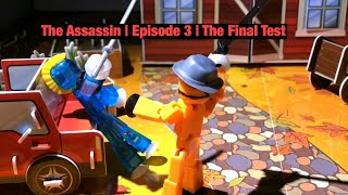 The Assassin | Episode 3 | The Final Test | #Stikbot