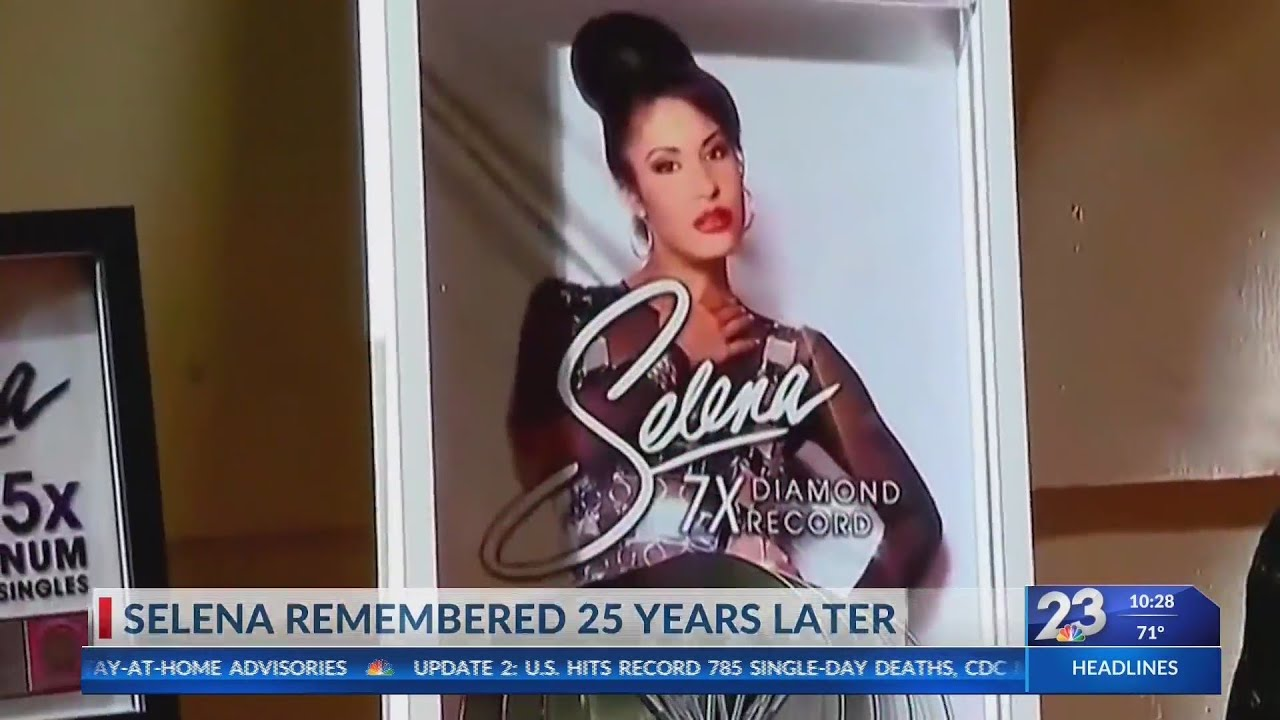 Radio personality remembers Selena 25 years later