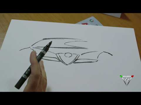 Walter De Silva racconta: gli anni in Alfa Romeo