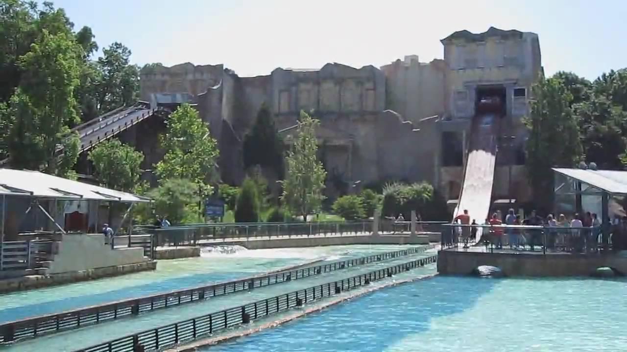 Escape From Pompeii At Busch Gardens Europe Williamsburg