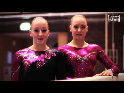 The Hard Way To Success - Aflevering 17 - Sanne & Lieke Wevers (NED)