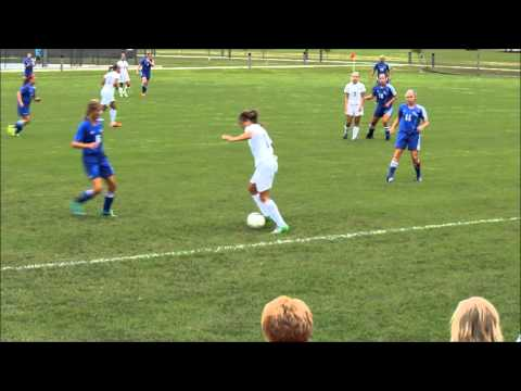 Kaskaskia Blue Angels Women's Soccer vs Illinois Central College 9/26/15