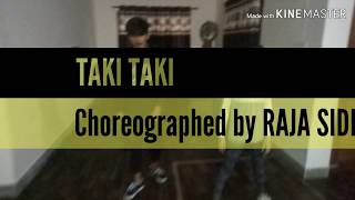 Taki Taki -DJ Snake ft. Selena Gomez, Ozuna, Cardi B   Dance Choreography