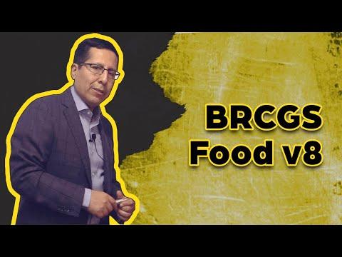 Norma BRCGS Food V8