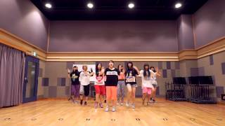 「Cheeky Parade「Tactics」/Official Practice movie」