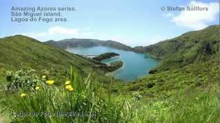 Lagoa do Fogo - Amazing Azores Series